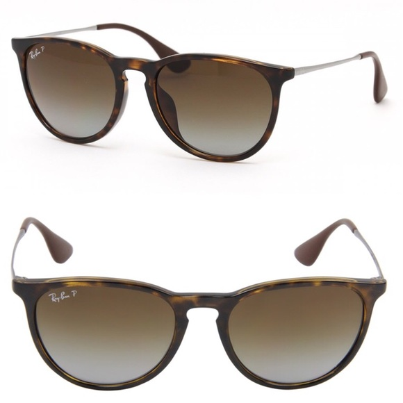 5b695a00cdf NEW Ray-Ban Erika Polarized Sunglasses